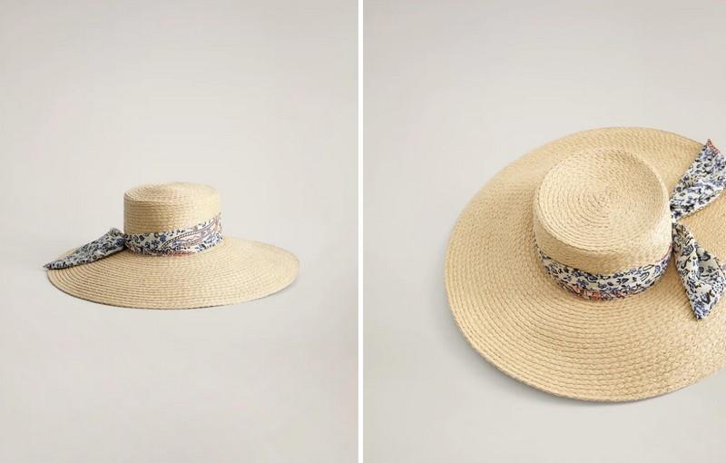 chapeau-paille-foulard-imprime