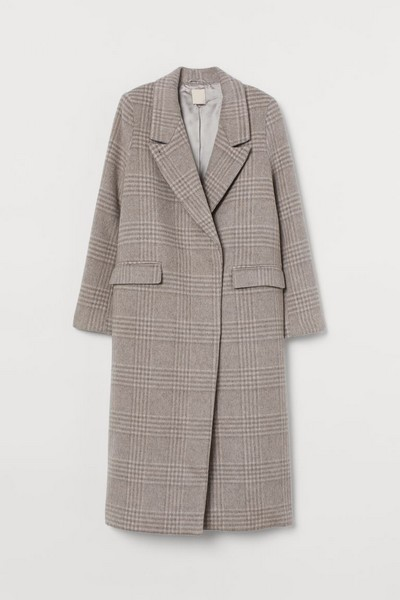 manteau-long-laine-gris-carreaux