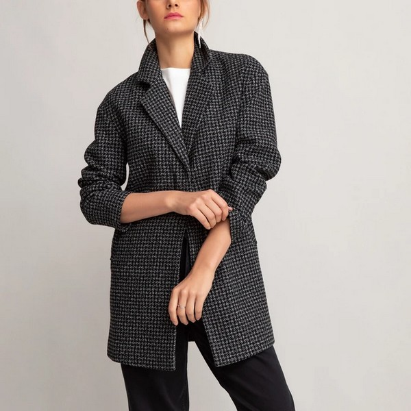 manteau-mi-long-carreaux-pied-coq