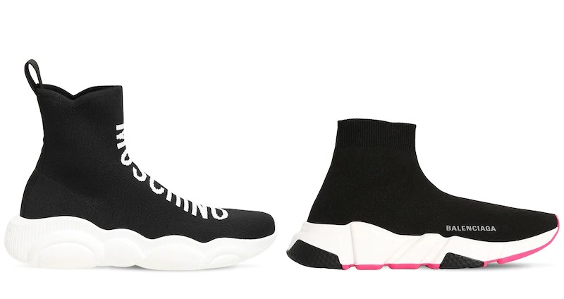 sneakers-maille-moschino
